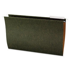 Office Impressions 1/3  Tab Hanging File Folders, Standard Green (Legal, 25 ct.)