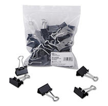 Office Impressions - Binder Clips, Medium, 36 Count - 4 Packs