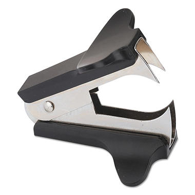 Office Impressions - Jaw-Style Staple Remover, Brown - 3 Pack