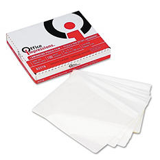 "Office Impressions - 9"" x 11 1/2"" Laminating Pouches - 100 Pack"