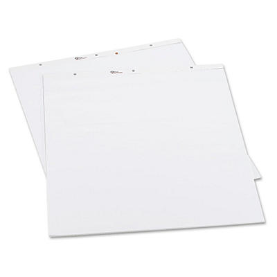 "Office Impressions - Unruled Easel Pad, 27"" x 34"", 50 Sheets - 2 Pads"