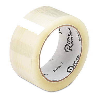 "Office Impressions - Packaging Tape, 2"" x 55YD - 1 Roll"