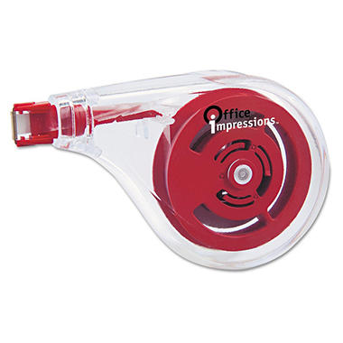 Office Impressions Sideways Application Correction Tape - 1/5