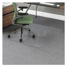 Office Impressions Chair Mat - No Lip - Clear