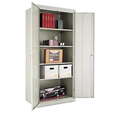 Alera - Assembled Welded Storage Cabinet, 24