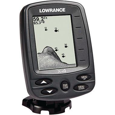 Lowrance X4 Fishfinder