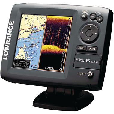 Lowrance Elite-5 Dsi Fishfinder Base