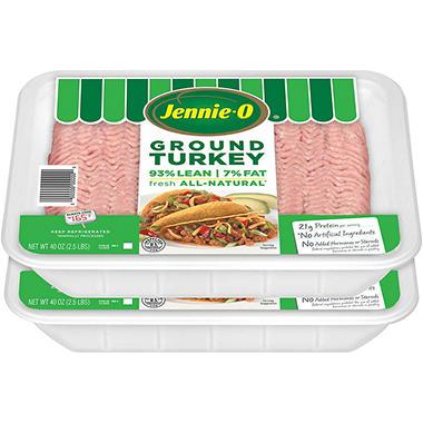 Jennie-O Turkey Store Lean Ground Turkey