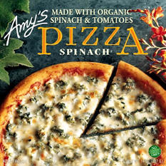 Amy's Organic Pizza - Spinach (14 oz., 2 ct.)