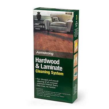 Armstrong Hardwood and Laminate Floor Care Kit