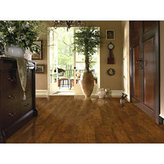 Premier by Armstrong 12mm Cherry Bronze Laminate Flooring