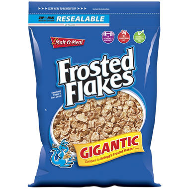 Malt O Meal Frosted Flakes - 56 oz. each - 2 ct.