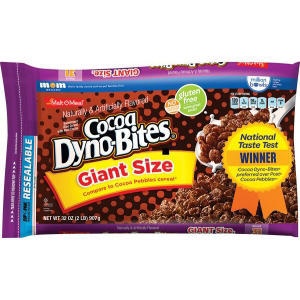 Malt-O-Meal Cocoa Dyno-Bites Cereal  (32 oz. bag)