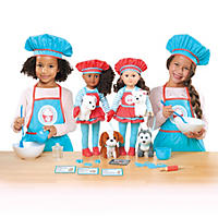 "My Life As Doll 18"" - Pet Treat Baker Playset, Various Colors"