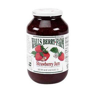 Wall's Berry Farm Strawberry Jam - 46 oz.