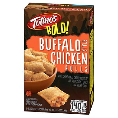 Totino's Bold Buffalo Style Chicken Rolls - 69.2 oz.