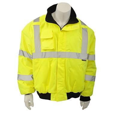 Dutch Harbor Gear Whidbey Jacket - Neon Green