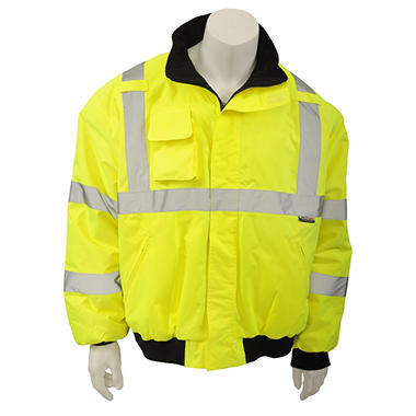 Dutch Harbor Gear Whidbey Jacket - Neon Green