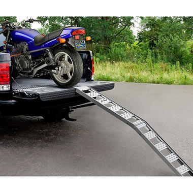 Highland Center Fold Aluminum Loading Ramp