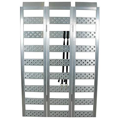 Highland Tri-fold Aluminum Utility Ramp - 45