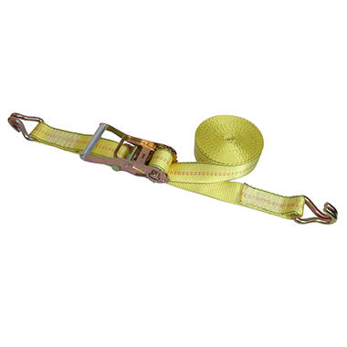 Highland Super Duty Ratchet Tie Down - 2 In. x 27 Ft.