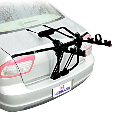 Highland Axis 3™ 3-Bike Trunk Mount Bike Carrier