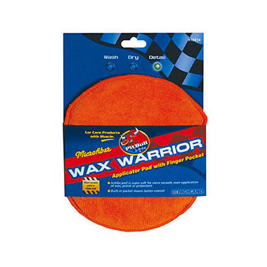 Highland PitBull Wax Warrior Microfiber Applicator