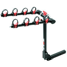 ROLA® TX-104 4-Bike Hitch Mount Bike Carrier