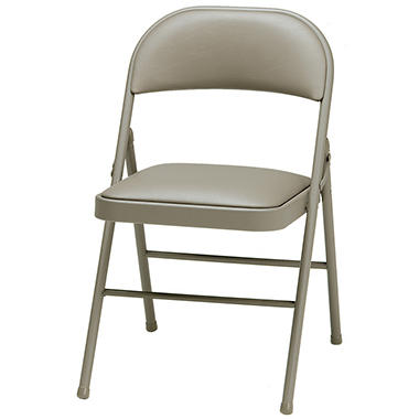 Sudden Comfort Double Padded Folding Chair Sam S Club