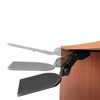 Bush Articulating Keyboard Shelf for Series A & C