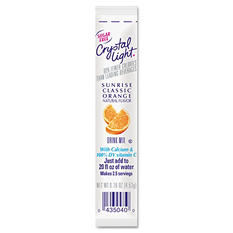 Crystal Light On The Go Drink Mix, Sunrise Classic Orange (.16 oz. packet, 30 pk.)