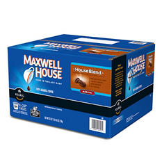 Maxwell House Blend Coffee, Single Serve (84 ct. cups)