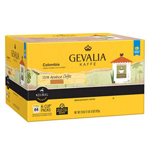 Gevalia Columbian Coffee (84 K-Cups)