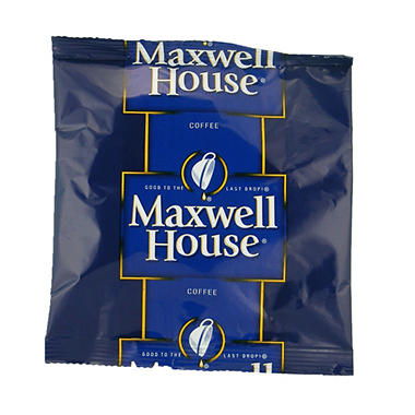 Maxwell House Hotel Room Coffee Filter Packs - 100 pk.