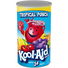 Kool-Aid Tropical Punch - makes 34 quarts
