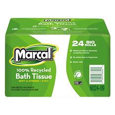 Marcal Bath Tissue - 24 Rolls