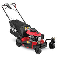 "Black Max 21"" 160cc Self-Propelled Mower - Powered by Honda"