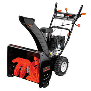 "Remington 24"" Two-Stage Snow Blower"