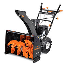 "Remington 28"" Two-Stage Snow Blower"