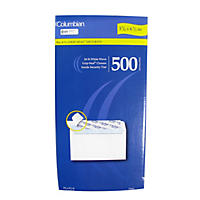 Columbian Grip-Seal Security Envelopes , No. 6, 500 Count