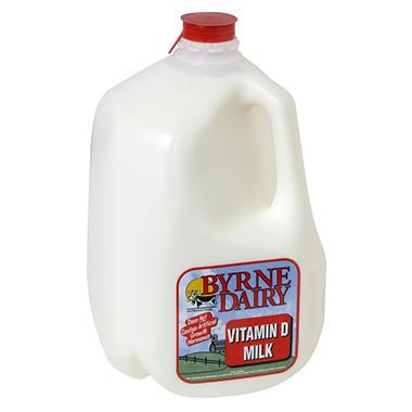 Byrne Dairy Vitamin D Milk - 1 gal.