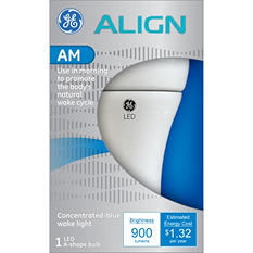 GE LED Align™ AM Sleep Cycle Bulb (3 pack)