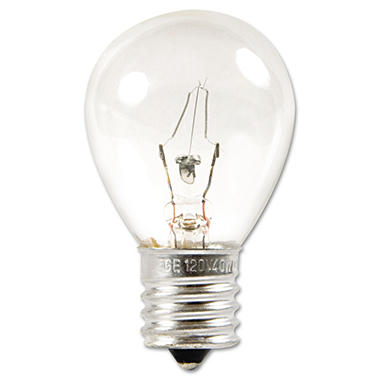 GE High-Intensity Light Bulb - 40 Watts