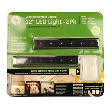 REMOTE CONTROL LIGHT LED, UNDERCABINET