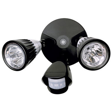 GE Motion-Activated LED Security Spotlight