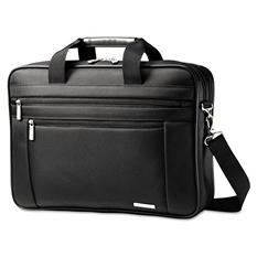 Samsonite - Classic Perfect Fit Laptop Case, 16.5 x 4.5 x 12, Nylon -  Black