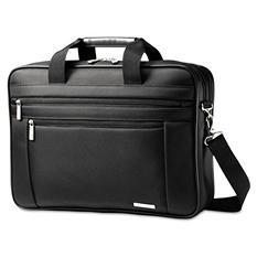 Samsonite - Classic Perfect Fit Laptop Case, 16.5 x 4.5 x 12, Nylon -  Black