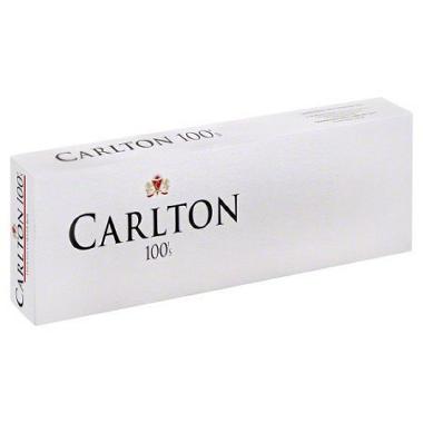 Carlton 100s Box - 200 ct.