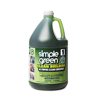 Simple Green Clean Building All-Purpose Cleaner Concentrate - 1 gal.