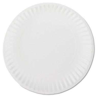 Paper Plates, Lightweight, 9